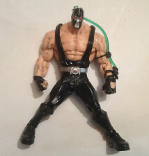 BANE mattel 2003 batman dc comics villain + SPIDER-MAN 2099 marvel universe