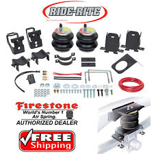 Firestone 2550 Ride Rite Rear Air Bags for Ford F250 F350 Super Duty 2WD 4WD 6.2