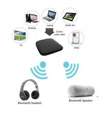 LOW LATENCY Certified Charge Free Bluetooth V4.1 Transmitter APTX Dual Devices
