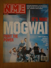 NME 2001 MAY 5 MOGWAI REM AIR TOOL JANET JACKSON