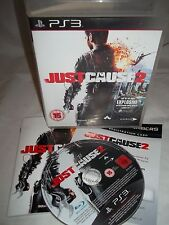 Sony Playstion 3 PS3 Console Game - Just Cause 2