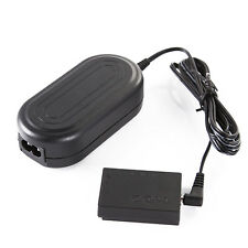 ACK-E12 AC Power Adapter Camera Battery Charger for Canon EOS M EOS-M EOSM ILDC