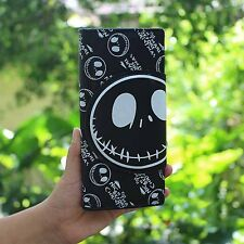 The Nightmare Before Christmas jack PU Wallet Clutch Bifold Purse Hot
