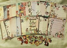Kawaii San-X Sentimental Circus Rabbit Clown Large Loose Memo Sheets 25pcs (3)