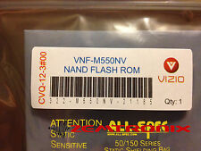 VIZIO Programmed Nand Flash (EEPROM) Memory chip for M550NV 3655-0102-0150
