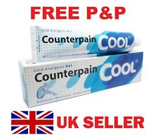 Counterpain COOL 30g Analgesic gel: COLD - Muscle / Back Pain Cream & Sports Rub