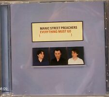 "Manic Street Preachers - Everything Must Go (CD 2001) Feat ""Design For Life"""