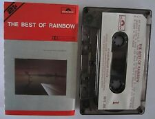 RAINBOW THE BEST OF RAINBOW 2LP CASSETTE TAPE