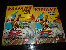VALIANT - Year 1973 - UK Annual ( Price Tab intact )