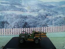 1/43 Victoria Jeep willys  Ambulance with figures