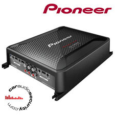 Pioneer GM-D8604 - 4 Channel Car Amplifier, Speaker Amplifier 4 x 200W MAX Power