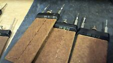 Western Electric flat resistor 10 ohm, 1950s, used