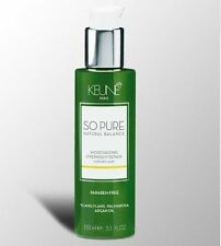 Keune So Pure Moisturing Overnight Repair 150 ml/100% PURE ORGANIC PLANT THERAPY