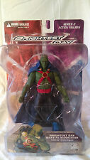 Brightest Day Martian Manhunter collector action figure DC Direct Series 2 MOC