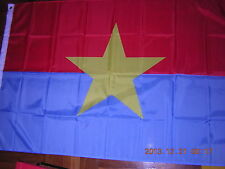 Flag of National Front for the Liberation of Southern Vietnam Viet Cong Ensign