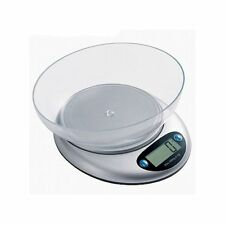 DIGITAL SCALES KITCHEN SCALE LCD DISPLAY WITH BOWL