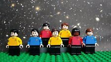 LEGO STAR TREK Original Series minifigures. READ DETAILS all 100% Genuine LEGO !