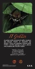 Carta Promo Wherewolf Il Goblin, Nuova, Raven