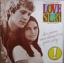 LP Francis Lai - Love Story - Music From The Original Soundtrack MCA 250432-1