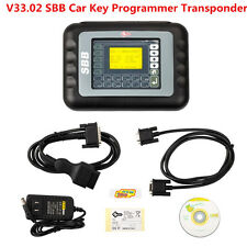 Universal Newest Key Maker SBB Car Key Programmer Transponder Immobilizer V33.02