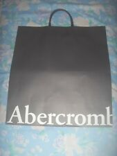 Brand New large abercrombie & Fitch paper Bag for cheap sale