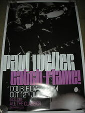Paul Weller - Catch Flame - PROMO POSTER