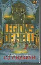 Legions of hell.C.J CHERRYH.Baen Books USA SF13B