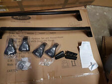 MAZDA 3 ROOF RAILS LOAD CARRIER KIT GENUINE MAZDA PRODUCT WITH KEYS BRAND NEW !