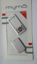 FASCIA HOUSING BACK COVER FACE FOR SONY ERICSSON W395/W395i SILVER