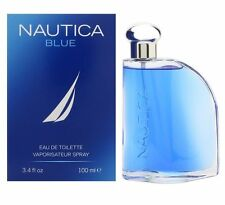 NAUTICA BLUE * Cologne for Men * 3.4 oz Eau de Toilette* BRAND NEW IN BOX