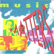 Various ‎Artists /  Music Matters Volume 3 (B 52s, XTC, Danzig