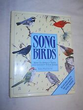 Song Birds: How to Attract Them And Identify Their Song by Noble Proctor (2001 H