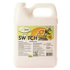 Optic Foliar Switch - 4 Liter - Reverse Seed Production Hermaphrodites In Bloom