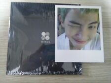 Bts 2nd Album - Wings  Cd + Photobook(G ver) + RAPMONSTER Photocard {POLAROID]
