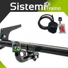 FIAT PUNTO EVO 3-5 P NO NATURAL POWER DAL 2011 GANCIO TRAINO FISSO KIT ELET 7P