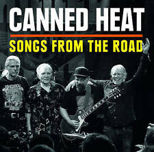 Canned Heat: Songs From the Road (DVD, CD/DVD)