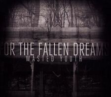 Wasted Youth by For the Fallen Dreams (CD, Aug-2012, Red Ink)