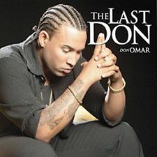 The Last Don by Don Omar (CD, Jun-2003, Sellos Asociados) NEW
