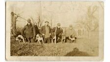 HUNTING DOGS WITH CATCH SET OF 3 PITTSBURGH, PA, PHOTOS