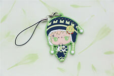 DRAMAtical Murder DMMD Cosplay Noiz detailed PVC Figure Cell Phone Strap Charm