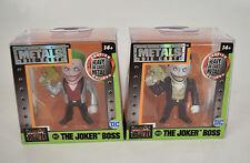 """Joker Boss Action Figure DC Metals Die Cast 2.5"""" Jada Suicide Squad New Lot 2"""