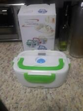 Electric Lunch Box heat keep warm Meal  Excellent for office and Kid lunch gift