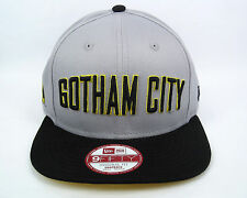 New Era Men's DC Comics Batman Gotham City 950 Snapback Hat - Size S/M