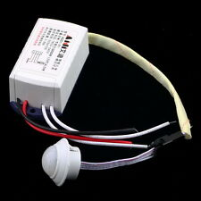 IR Infrared Module Body Sensor Intelligent Light Motion Sensing Switch New CC