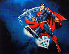 SUPERMAN - The ARCTIC FORTRESS of SOLITUDE POSTER Great Graphics