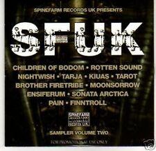 (H601) SFUK, Sampler Volume Two - DJ CD