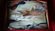 BNIB VINTAGE EWING GUARD SHOE NOT RETRO SZ 13US 12 UK 47.5 EUR WHITE BLUE ORANGE