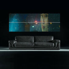 BLADERUNNER 2.5 METRE WIDE Ref 02 Vector Giant Wall Art Print Picture Poster