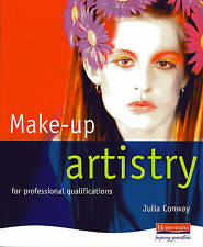 Make-Up Artistry: for Professional Qualifications, Good Condition Book, Ms Julia