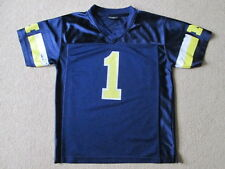 Michigan Wolverines NCAA NFL American Football Jersey - Youth Small 7-8 years